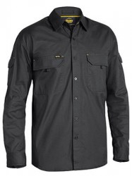 BISLEY X Airflow™ Ripstop Mens Work Shirt